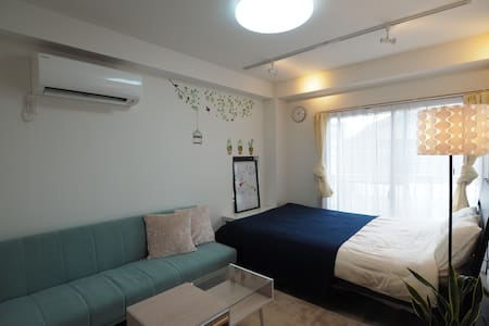 Near Harajuku & Shibuya★Good & Cozy location#D04 - Shibuya-ku - Appartement