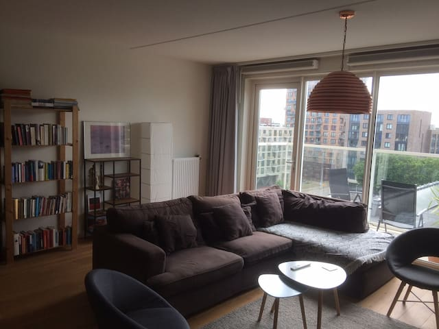 Den Haag luxury loft with a view