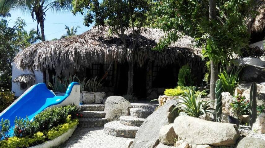 Kogi Tribe Family Bungalow - Villa Cata - Tayrona
