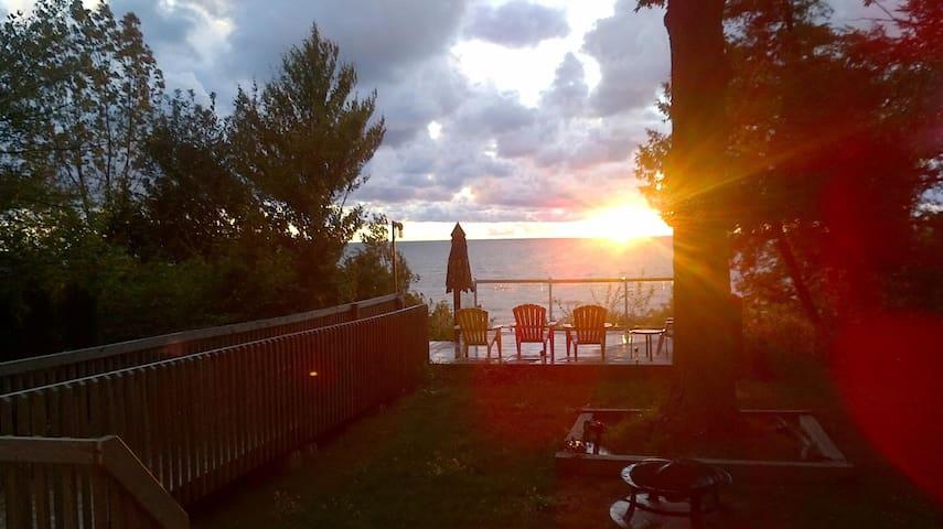 Lake Front Paradise - Bluewater - Kisház