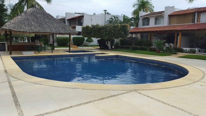 Confort and beautiful villa