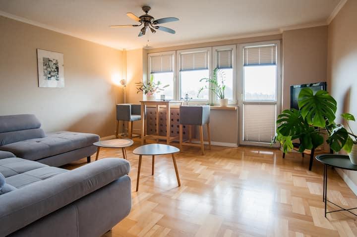 Apartament in central location