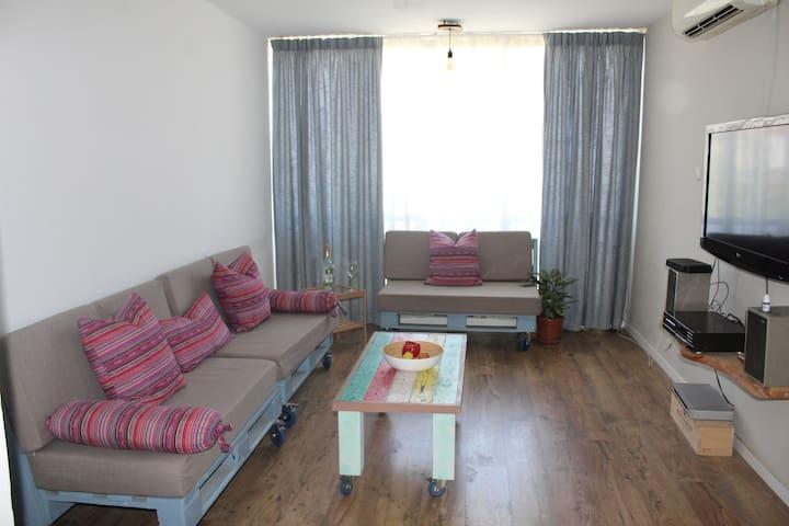 DIY Designed apartment