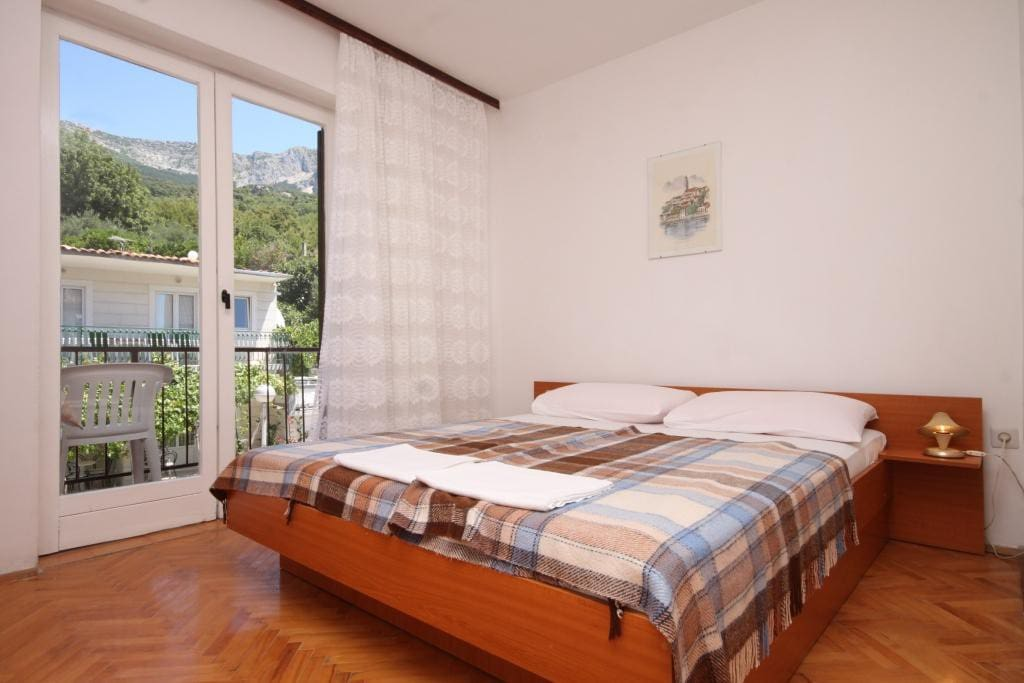 Bedroom, Surface: 11 m²