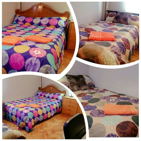 PE7 Lovely Private in Madrid - Madrid - Appartamento