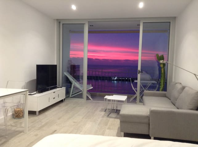 Loft 45 m2 Wonderful Views. - Santa Creu de Tenerife - Loft