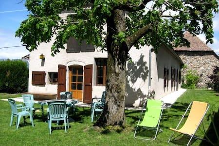 Gîte de l'Hérandou old renovated farmhouse