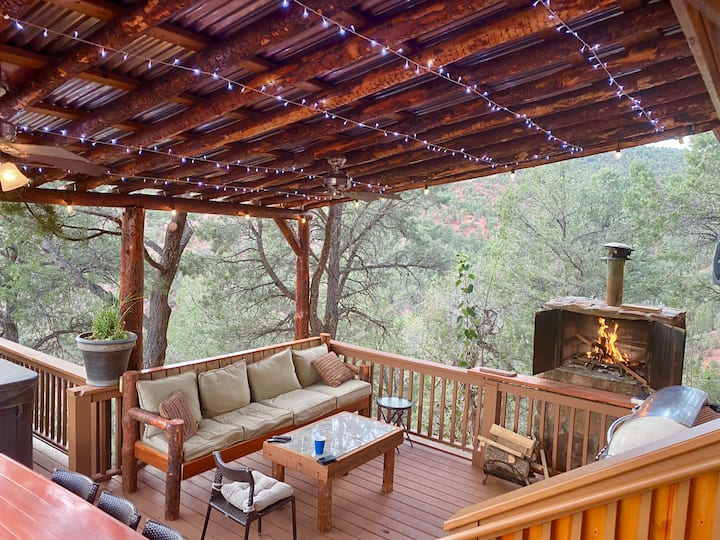 Celebrity Chef's Mountain Chalet