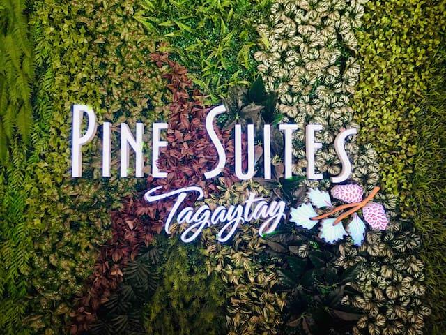 2BR Pine Suites Tagaytay w/Wifi, Netflix & Parking