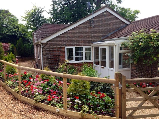 Criddlestyle Cottage - New Forest Fordingbridge UK - Hampshire - Huis