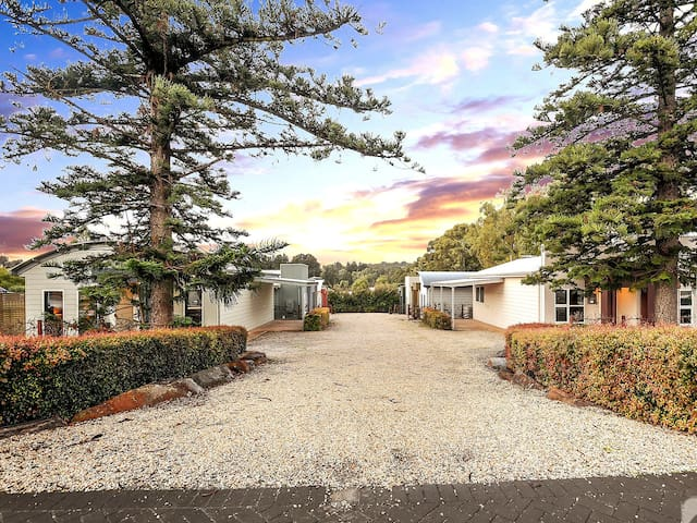 McLaren Vale Studio Apartments LOCATION +WIFI FREE