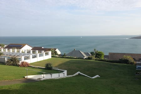 Surf View - Fistral Views & Communal Heated Pool - Newquay
