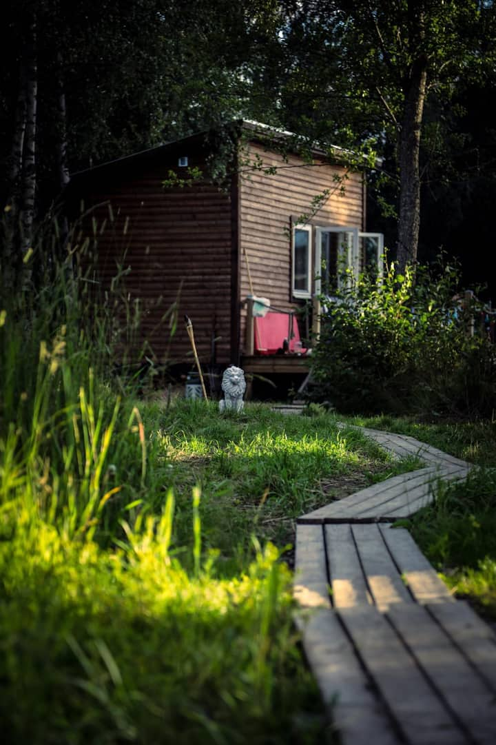 Tiny house in the heart of Dalarna