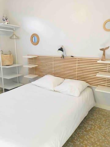 Chambre 2 1 lit 140 1 lit 90
