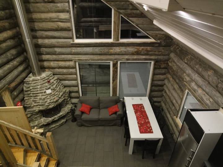 Log house Pikkukelo in Äkäslompolo, Lapland