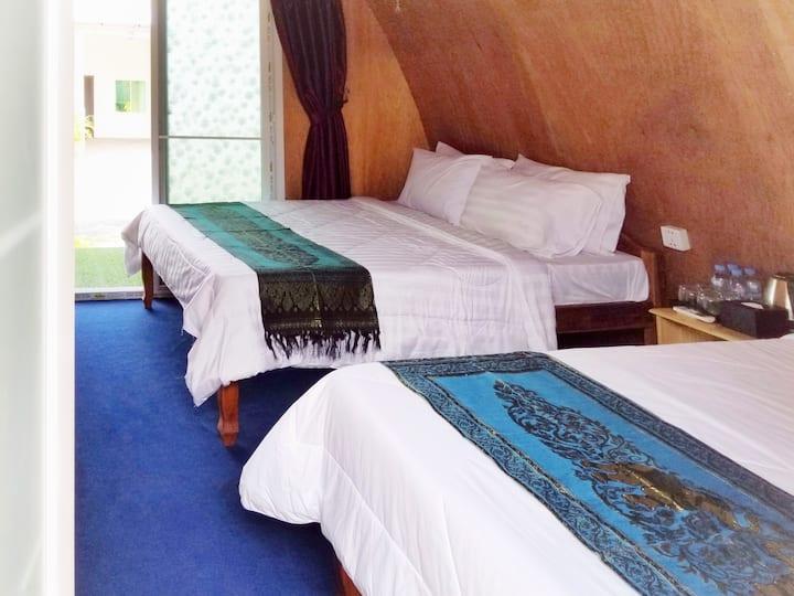 Villa Private Family Suite in Kampot
