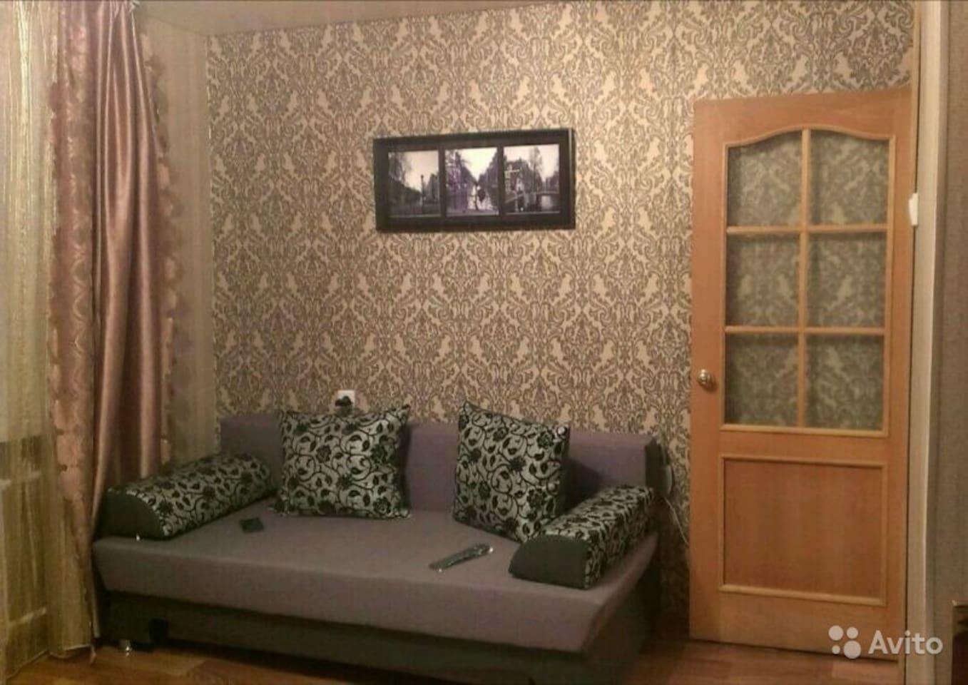 Прекрасная квартира в самом центре города с новым ремонтом!