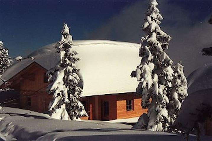 Alpen-Chalet-Hochzillertal mit Herz
