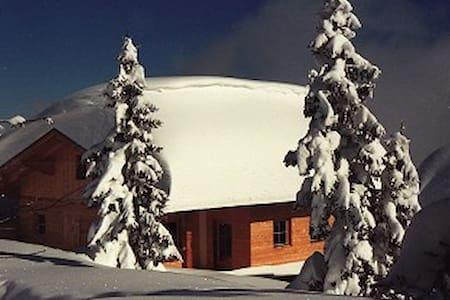 Alpen-Chalet-Hochzillertal mit Herz - Kaltenbach