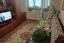 Квартира в 15 минутах езды от Казань Арена