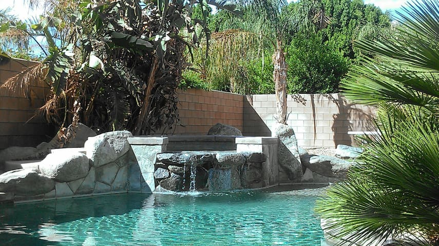 Special Oasis in Palm Springs