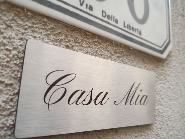 Welcome to Casa Mia