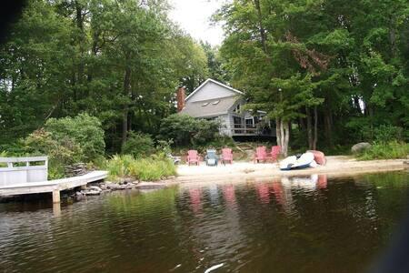 Lakefront Pocono Retreat
