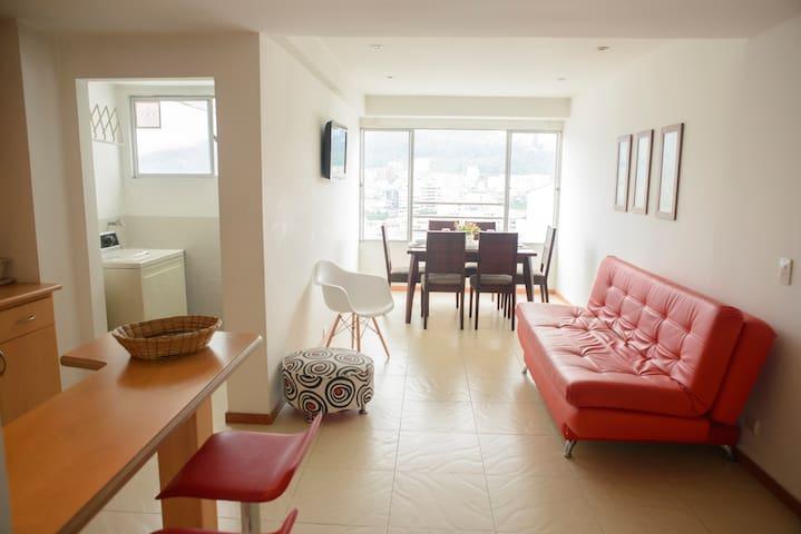 Modern apartment, best location! - Манисалесе - Квартира