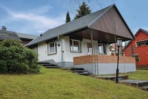 Holiday cottage with 1 bedroom on 36 m² in Oybin