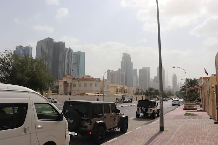 FEMALE BEDSPACE IN AL JAFILIYA DUBAI