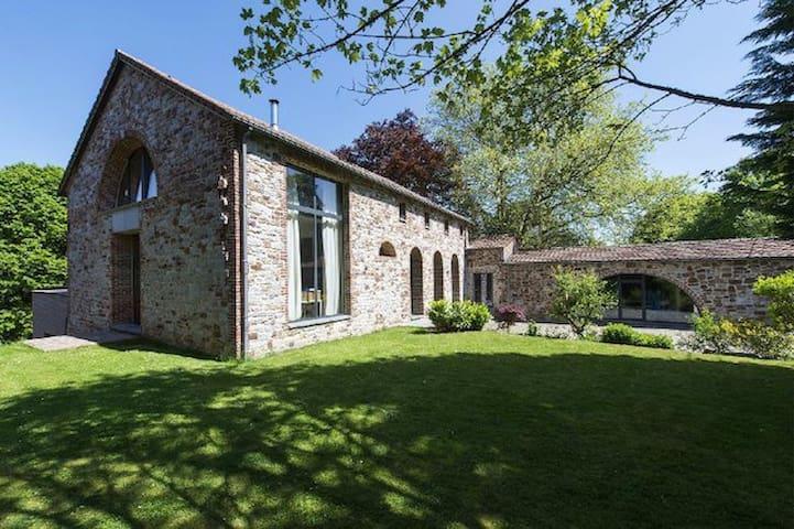 5 Chambres (+ cuisine, SàM) à Profondeville-Namur - Profondeville - บ้าน