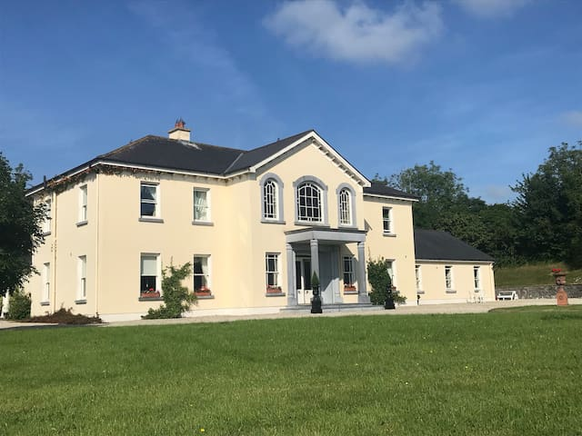 Double Room Ensuite B & B in Boyne Valley Area