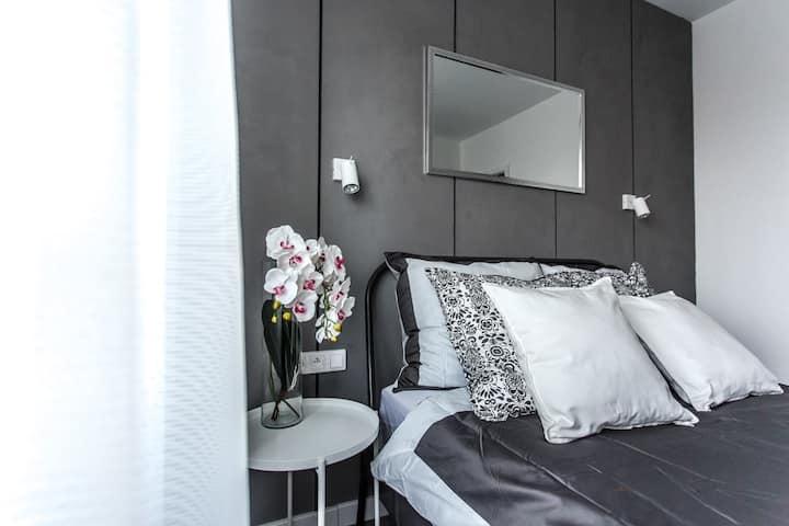 Apartament Nadbystrzycka no. 01