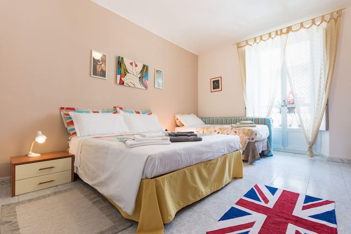 Cosy and affordable flat in Turin - Huge Breakfast - Torino - Leilighet