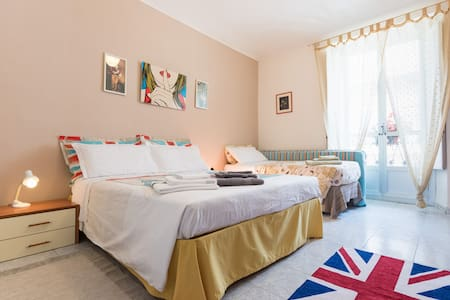 Cosy and affordable flat in Turin - Lejlighed