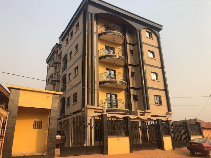 Appartements meublés à Tsinga - Yaoundé