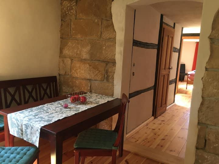 Ferienwohnungen Lohengrin, Wohnung Parsifal 48qm