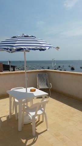 Casa vacanza al mare a Biscione-Petrosino (TP) .