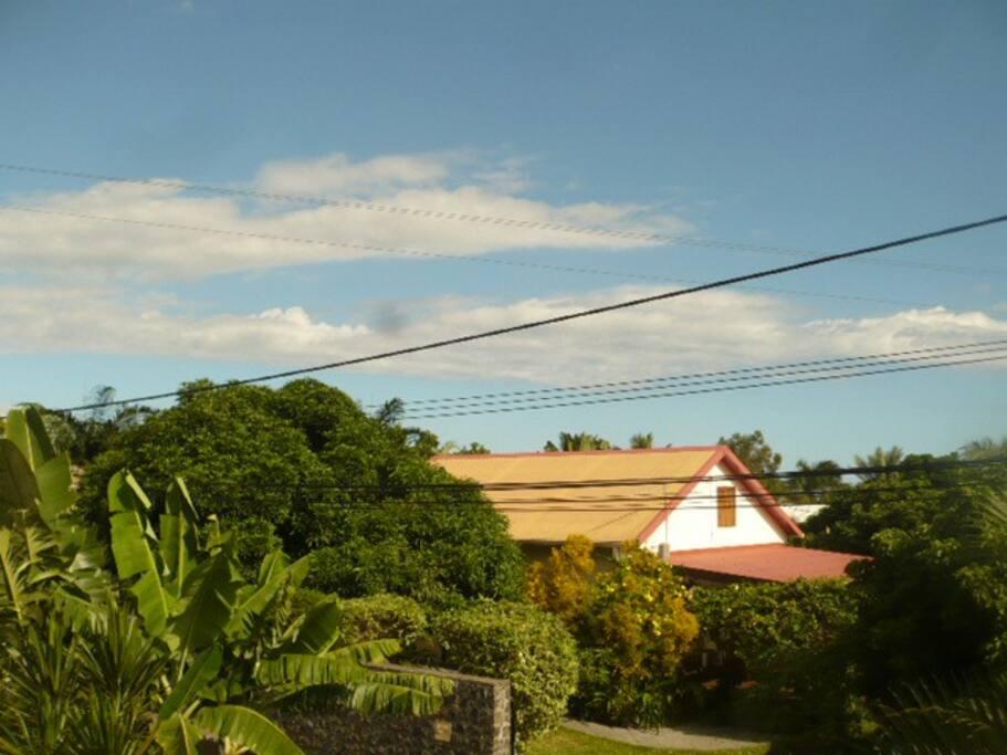 Un environnement calme au cœur d'un quartier résidentiel