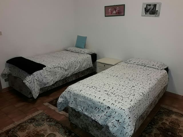 Ampia stanza