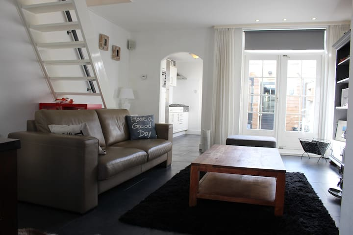 Geweldig modern huis in centrum Den Helder - Den Helder - Casa