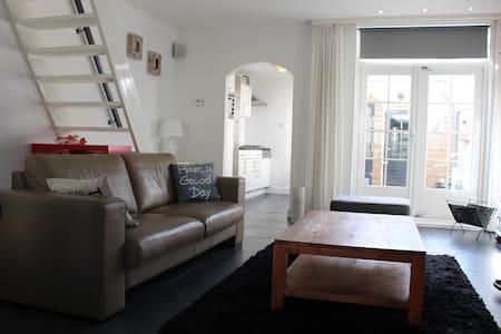 Geweldig modern huis in centrum Den Helder - Den Helder - Rumah