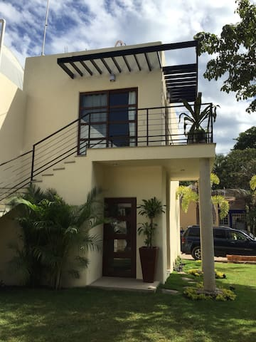 Studio in the town of Chacala - Chacala - Appartement