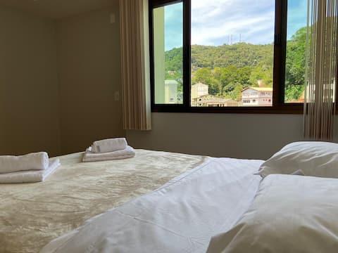 Apartamento nas montanhas de Domingos Martins