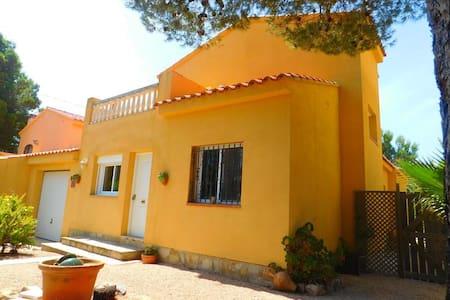 Luxury Villa Honey, available summer and winter - Les Tres Cales - Villa