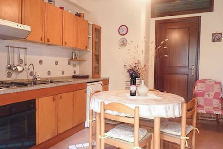 House in the Cilento is a few km from the sea
