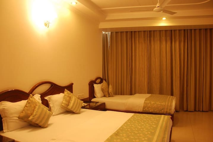 Fabulous B&B for Family Connaught Place