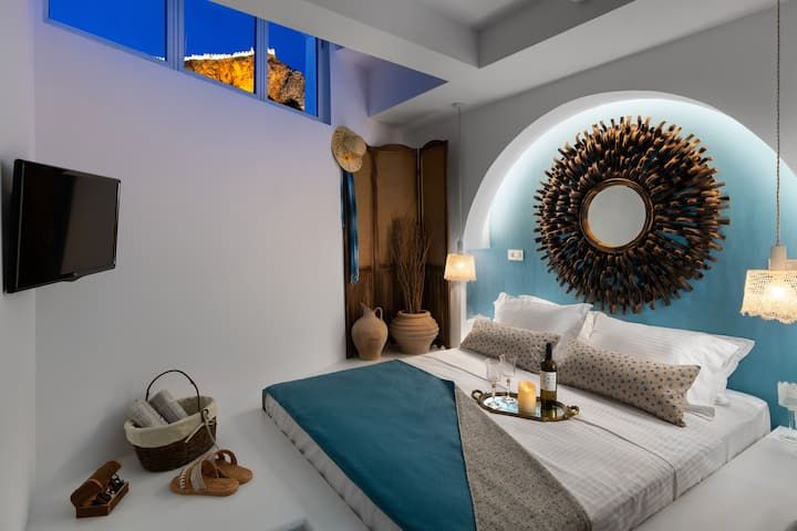 Casa Pietra Lindos Luxury Traditional House