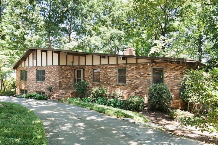 Downtown Clemson Rental House - Clemson - Casa
