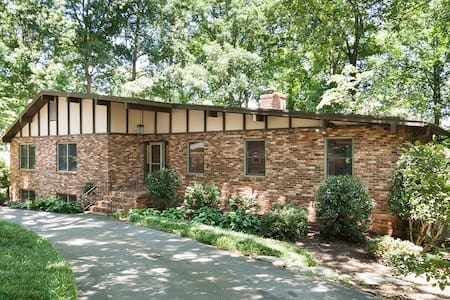 Downtown Clemson Rental House - Clemson - Casa